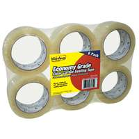 "Small photo of 1.9"" X 55 YD Clear Carton Tape"