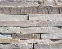 "Small photo of Baby Pink Ledgestone 3/4""-2"""