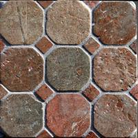 "Small photo of Copper Knolly Mosaic on 12""x12"" Sheet"