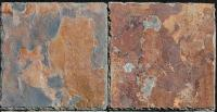 "Small photo of Ming Valley Guillotine Slate 16""x16"""