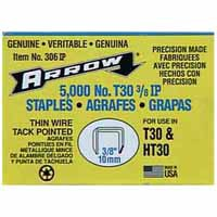 Small photo of Stapples - 3/8 Inches Sapples 5000 Per Box