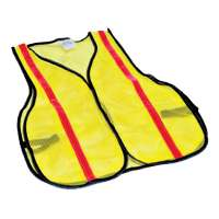 Small photo of Safety Vest - Lime Safety Vest