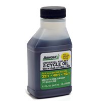 Small photo of Two Cycle Engine Oil - 3.2 Onces Universal Two Cycle Engine Oil