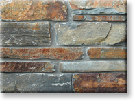 Small photo of Autumn Creek Ledge Blended Thin Veneer from Lompoc Quarries