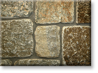 Small photo of Autumn Creek Petite Tumbled European Castle Thin Veneer from Lompoc Quarries