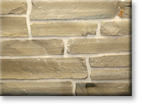 Small photo of Lompoc Ledge Cream Thin Veneer from Lompoc Quarries