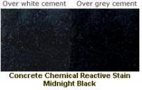 Small photo of PROLINE Dura-Stain Chemical Acid Stain Midnight Black