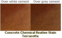 Small photo of PROLINE Dura-Stain Chemical Acid Stain Terracotta