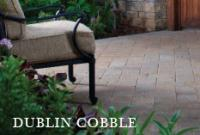 Small photo of Dublin Cobble Combo or Modular