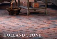 Small photo of Holland  Stone