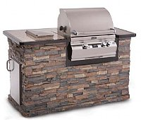 Small photo of Fire  Magic 430 Pre-Fab Grill Island