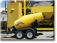 Small photo of Rotary Mixer Trailer