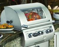 Small photo of Fire Magic Echelon Diamond 790i Grill with Window