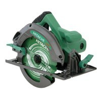 "Small photo of Hitachi 7 1/4"" Circular Saw w/ Case"