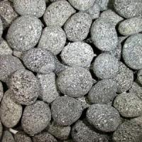 Small photo of Tumbled Black Lava 1-2""
