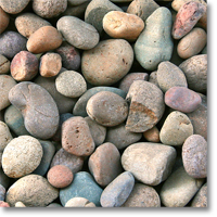 "Small photo of Canadian Mist Pebbles 1"" to 2"" size"
