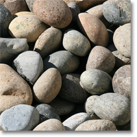 "Small photo of Yosemite Cobble 6""-8"" size"