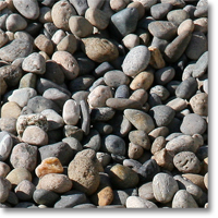 "Small photo of Yosemite Pebbles 1"" to 2"" size"