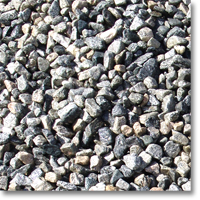 Small photo of Crushed Gravel 3/4 size