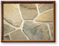 Small photo of Lompoc Oatmeal Tumbled Flagstone from Lompoc Quarries