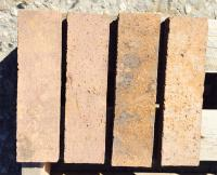 Small photo of Small Town Brick - Grants Pass King Size Thin Flat & Corner