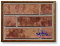 Small photo of Small Town Brick - Brigham Young King Size Cored