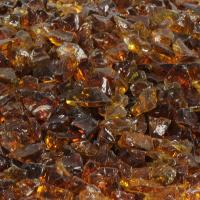 Small photo of Auburn Fire Pit Glass - Small and Medium