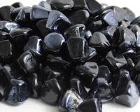 Small photo of Black Diamond Luster Zircon Fireglass